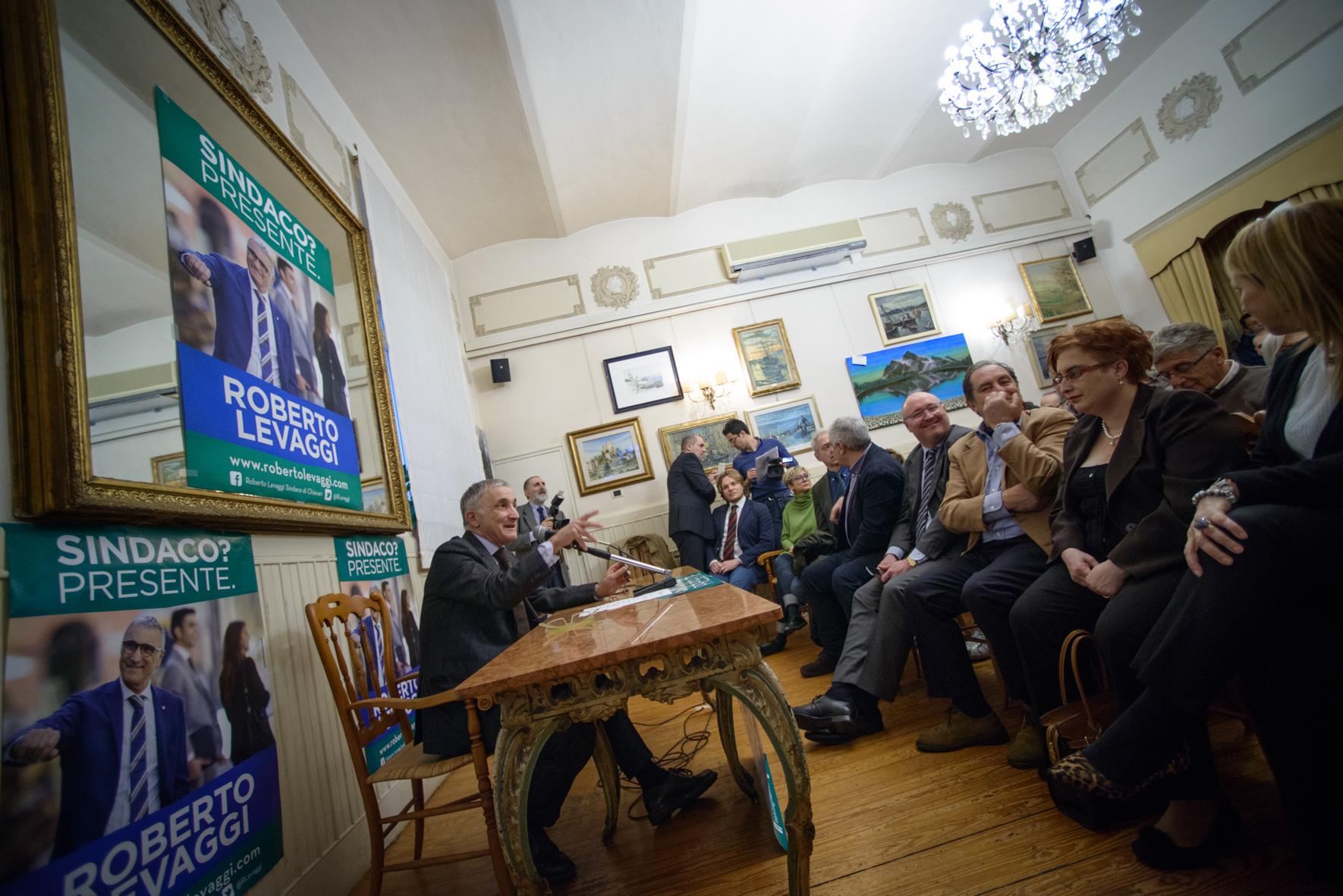 Roberto Levaggi conferenza stampa 07 press