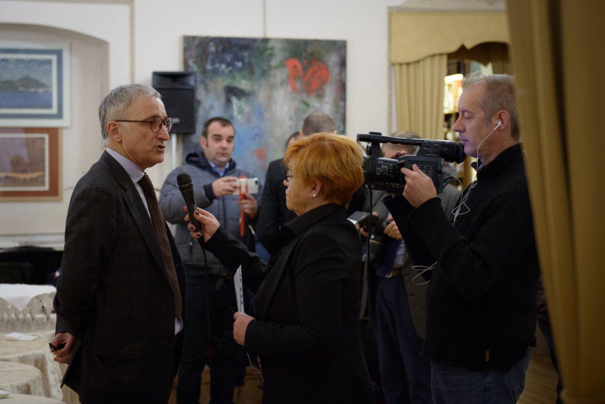 Roberto Levaggi conferenza stampa 01