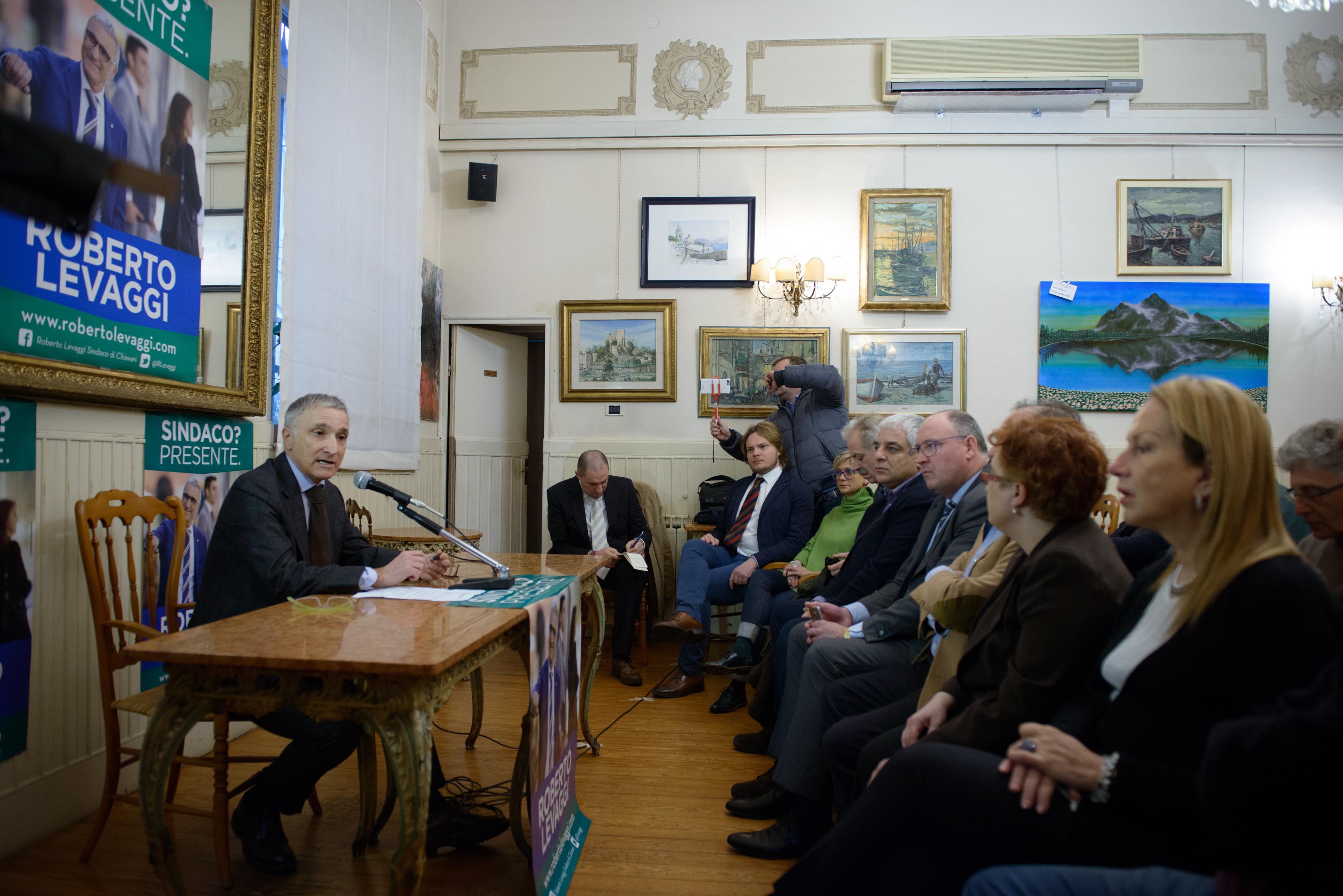 Roberto Levaggi conferenza stampa 03